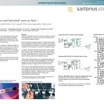 Sartobind® pico and Sartobind® nano on Akta® – Optimizing Conditions for Liquid Chromatography Systems