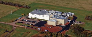 Photo 1: BioVectra's API manufacturing facility