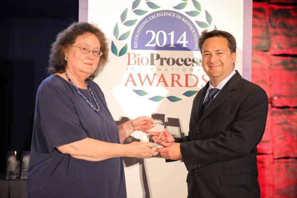 2014 BioProcess International Corporate Citizenship Winner, Bayer Healthcare