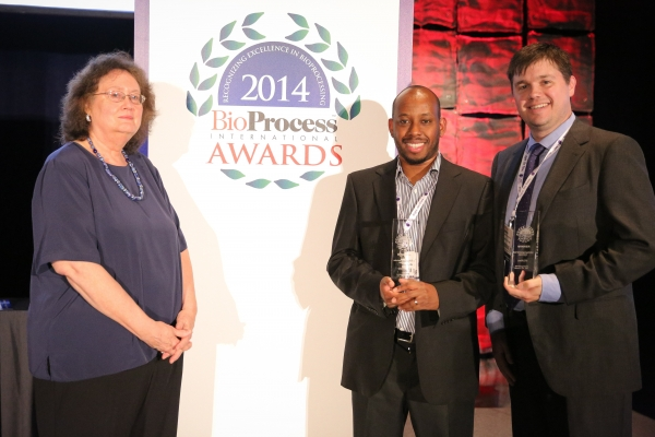 2014 BioProcess International Technology Application Winner - Upstream