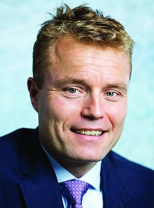 Rasmus Hother Le Fevre earned an MSc in forestry from the University of Copenhagen and completed training at the Wharton Business School. He started as a production planner in Novo Nordisk in January 2000. In January 2003 he became the global head of shipping and customer service. In November 2004 he took up the role as director and then became the corporate vice president of the purification plants. In January 2010 he moved to Zürich, Switzerland, to take up the challenge as global marketing director, heading the Victoza Launch Execution Team. In September 2012 he became the managing director and corporate vice president at FeF Chemicals A/S.