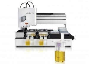 ambr 15 fermentation micro bioreactor