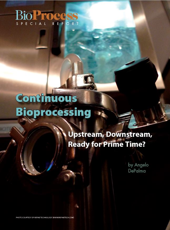 Continuous Processing Special Report