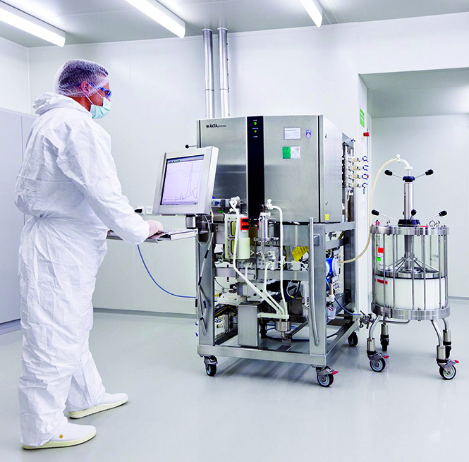 Biopharmaceutical Contract Manufacturing Technology And