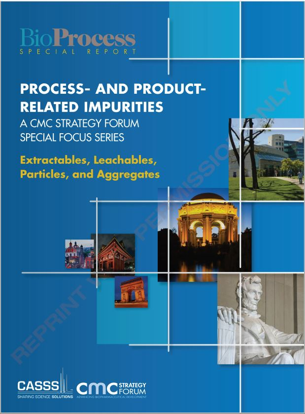 CMC Forum Process and Product-Related Impurities Special Report