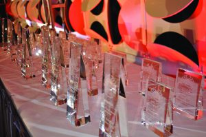 Awards await the finalists and winners in each category.