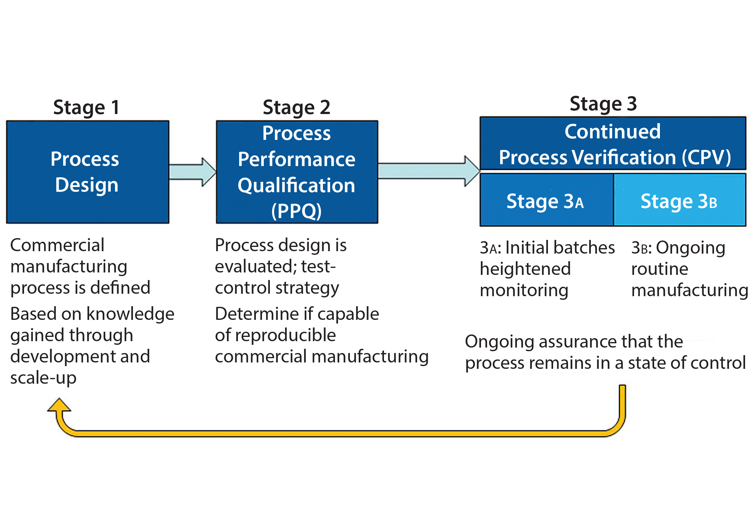 Continued Process Verification Evolution Of