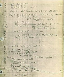 Herman Waldmann's notebook