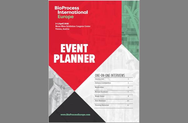 BioProcess International Europe 2019: Event Planner