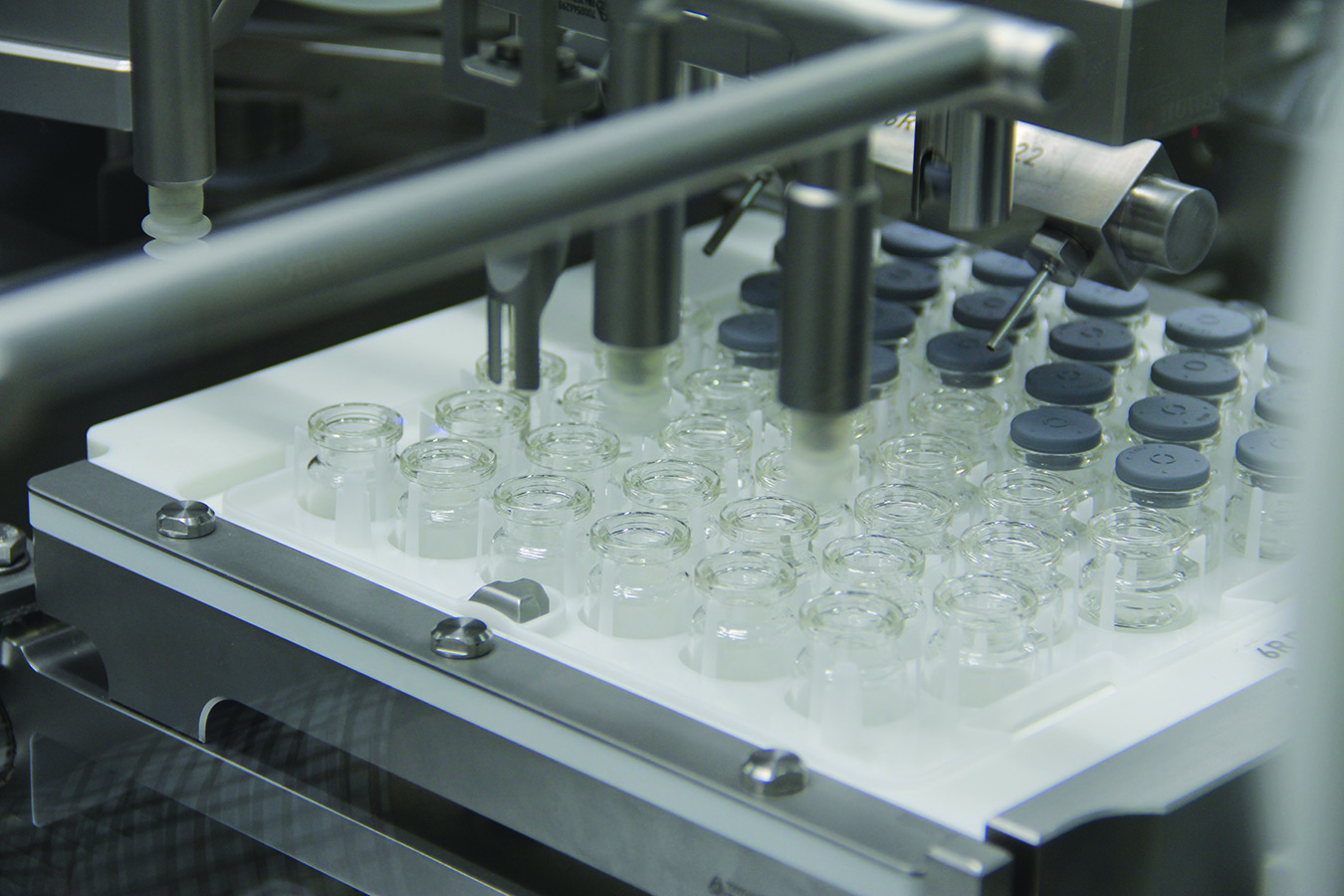 Critical Considerations for Fill–Finish Manufacturing: Demand to Increase  Speed and Flexibility While Maintaining Sterility Spurs Adoption of Novel  Technologies - BioProcess InternationalBioProcess International