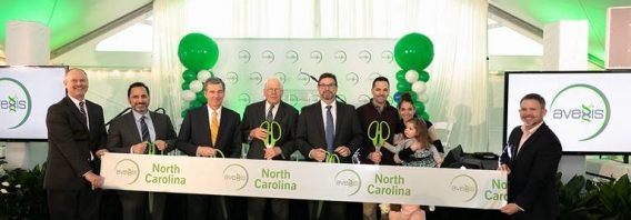 AVeXis cut the ribbon on its Durham, NC plant last week
